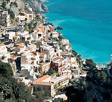 Italy. Amalfi Upside by JessicaRoss