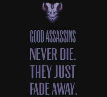 Dota 2 Riki - Good assassins never die. They just fade away. by Namueh