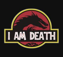 Smaug - I Am Death T-Shirt by sugarpoultry
