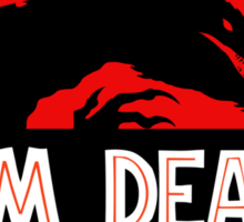 Smaug - I Am Death T-Shirt Sticker