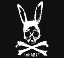 ...and so we inHABIT. (white) by captain-habit