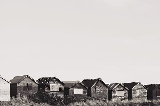 The Great British Beach Hut. by ellylucas