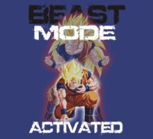 Beast Mode - SUPER SAIYAN GOKU by Cemre61