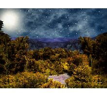 Blanket of Stars Photographic Print