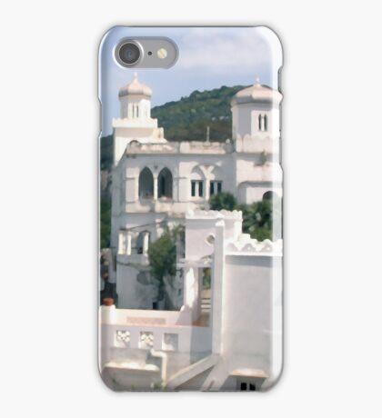Italy, Capri overlook iPhone Case/Skin