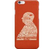 Alfred Hitchcock Presents... iPhone Case/Skin