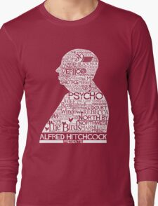 Alfred Hitchcock Presents... Long Sleeve T-Shirt