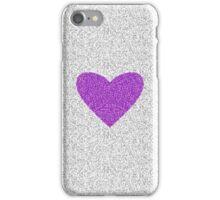 Purple Love iPhone Case/Skin