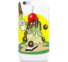 BASEBALL CARTOON iPhone Case/Skin
