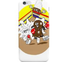 BOXING CARTOON iPhone Case/Skin