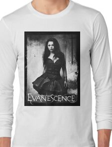 Amy Lee From Evanescence Long Sleeve T-Shirt