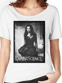 Amy Lee From Evanescence Women's Relaxed Fit T-Shirt