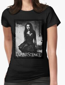 Amy Lee From Evanescence Womens Fitted T-Shirt