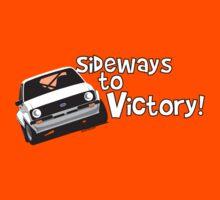 Ford Escort Rally Car Kids Tee