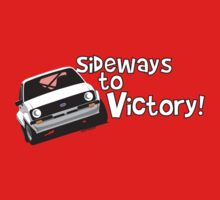 Ford Escort Rally Car One Piece - Short Sleeve