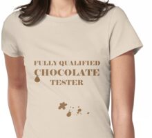 Fully Qualified Chocolate Tester T-Shirt