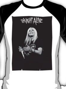 Jenna Mcdougall - Tonight Alive. T-Shirt
