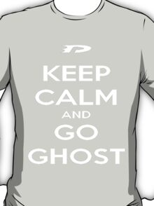 Keep Calm and Go Ghost T-Shirt