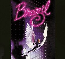 Brazil, Terry Gilliam by MacLeod