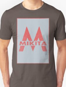 Retro 60's CTA Sign Mikita T-Shirt