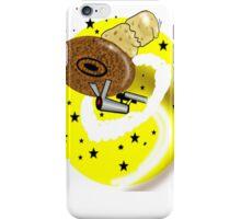 STAR TREK SPACE CARTOON iPhone Case/Skin