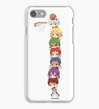Kuroko no Basket iPhone Case/Skin