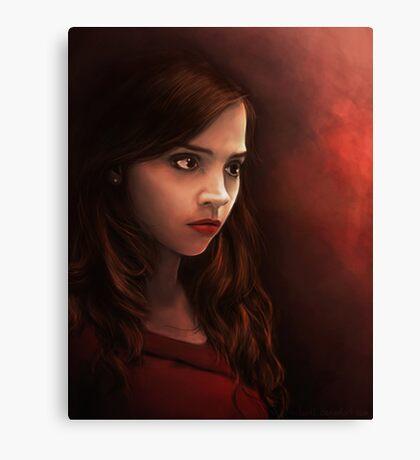 Clara Oswin Oswald - Doctor Who Canvas Print