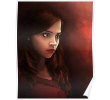 Clara Oswin Oswald - Doctor Who Poster