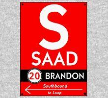 Retro CTA sign Saad Unisex T-Shirt