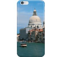 Italy. Venice in the distance iPhone Case/Skin