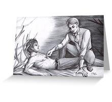 Hannibal - Scalpel Greeting Card