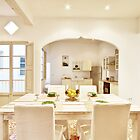 Dining Table to Kitchen by Philip  Rogan