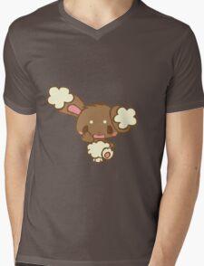 Cute Buneary Mens V-Neck T-Shirt