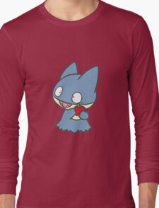 Cute Munchlax Long Sleeve T-Shirt