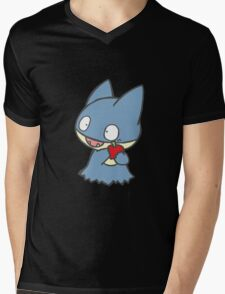 Cute Munchlax Mens V-Neck T-Shirt
