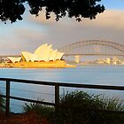 One Morning in Sydney, New South Wales, Australia by Michael Boniwell
