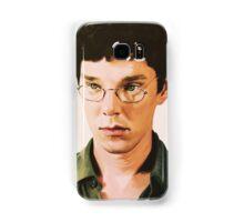 Benedict Cumberbatch digital portait Samsung Galaxy Case/Skin