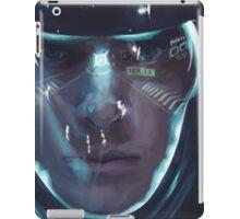 Khan Noonien Singh iPad Case/Skin