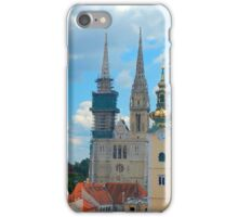 Croatia Skyline iPhone Case/Skin