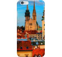 Croatia Cathedral  iPhone Case/Skin
