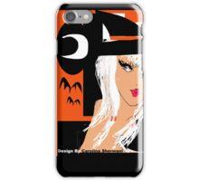 Witch by Carolina Sherwani iPhone Case/Skin