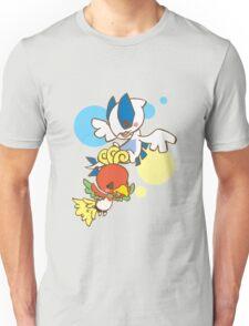 Lugia And Ho-Oh Unisex T-Shirt