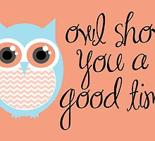 Owl-entine Card 2 by GemmaMariah