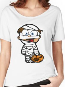 Trick or Treat Kid Women's Relaxed Fit T-Shirt