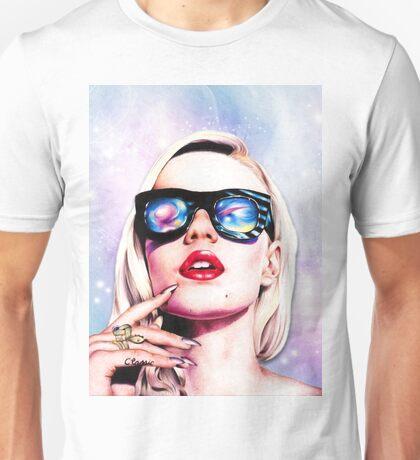 Iggy Azalea- Pink/Purple Unisex T-Shirt