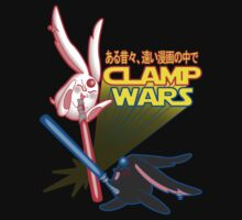 Clamp Wars by Penelope Barbalios