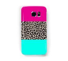 Leopard National Flag Samsung Galaxy Case/Skin