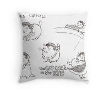 Holden Catfield Throw Pillow