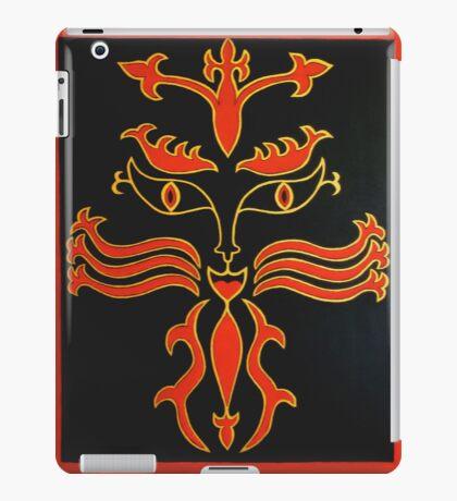 Fire i-pad case iPad Case/Skin