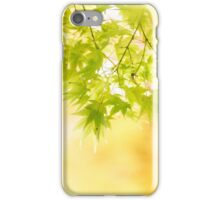 Dreamy Acers (portrait) iPhone Case/Skin